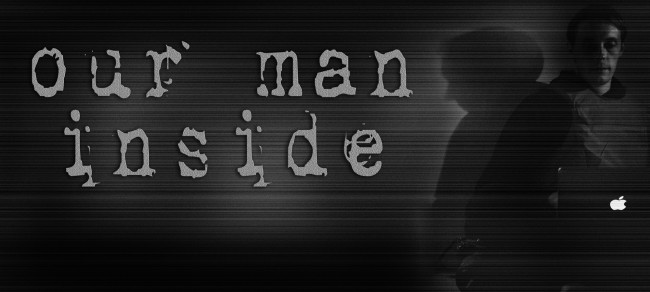 Our Man Inside