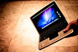 Nokia Booklet 3G on Mac OSX
