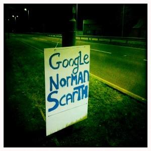 Google Norman Scarth?