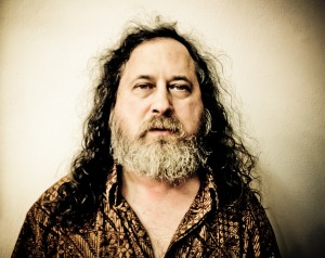 Richard Stallman Talks