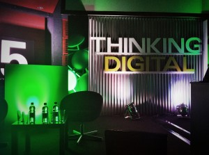 Thinking Digital 2012 – It just works.