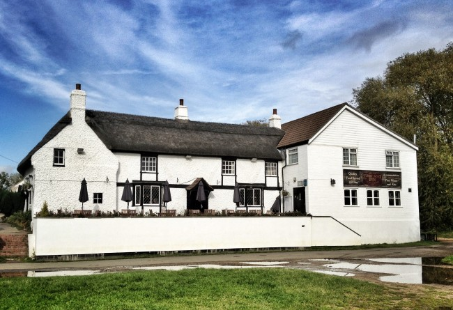 The Old Ferry Boat Inn 650x445 013   Drink in Britains oldest pub
