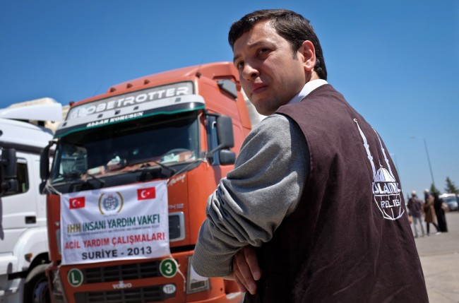 Aid Worker