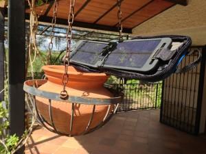 Solar Adventurer in Spain