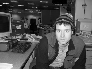 Sat at the picture desk 2003