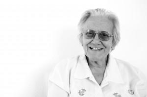Ofelia Matilde Battaglia. Nonna.