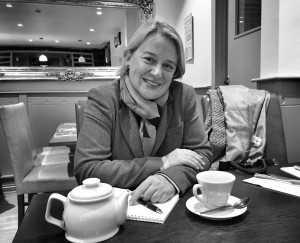 Natalie Bennett – Leader of The Green Party