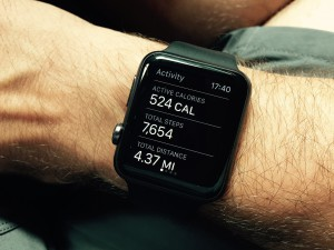 Apple Watch Big Run