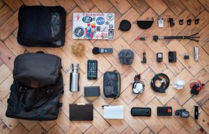 What's in my kitbag  (Spring 2016)