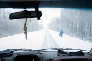 Two days in Chernobyl's exclusion zone